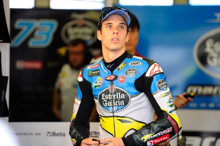 Alex Marquez, Czech Moto2 Race 2015