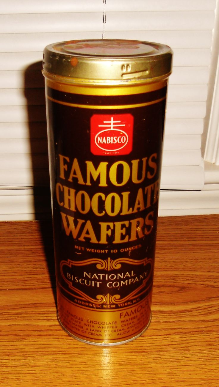 25+ Best Ideas about Nabisco Famous Chocolate Wafers on Pinterest ...