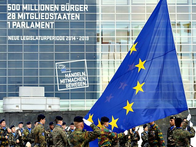 EU Army: Continental Defence Force Progressing at Full Speed