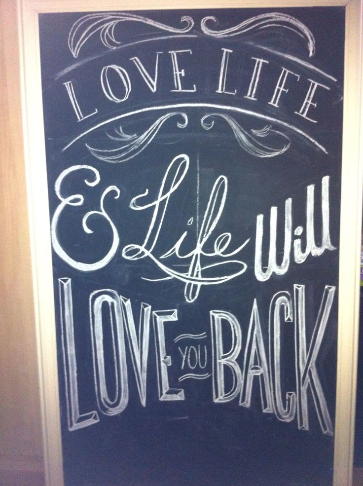Rough of Love Life & Life Will Love You Back by Dayna Vago Designs