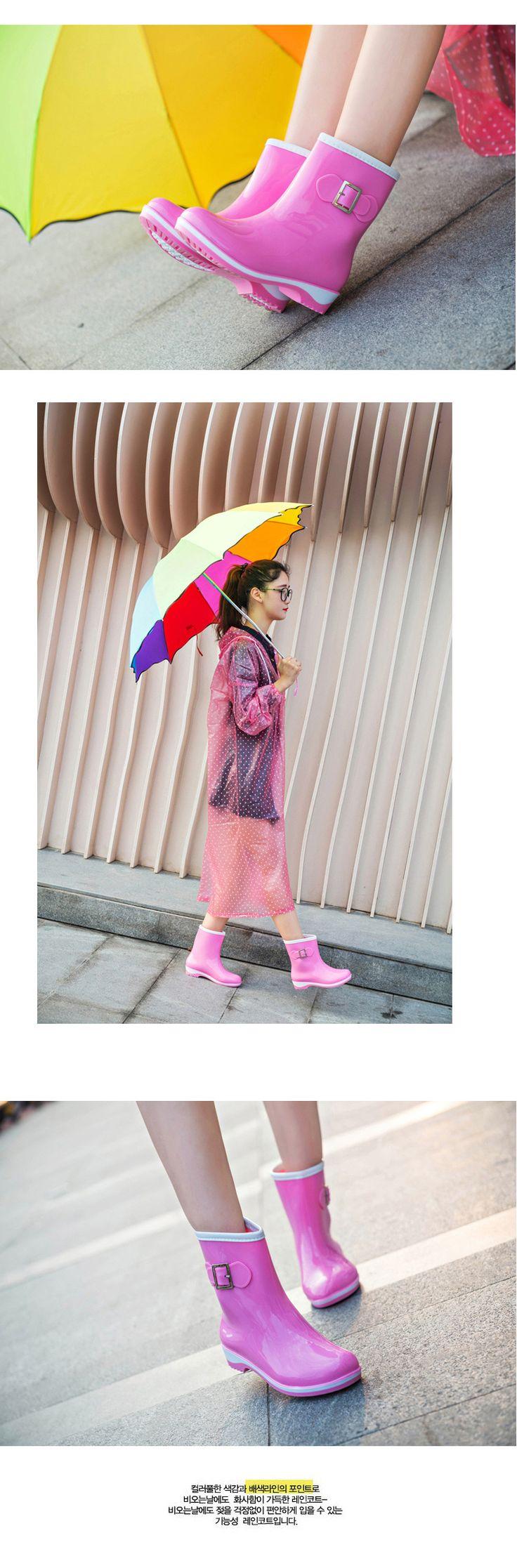Корейский женские Мисс Ся Mading сапоги Duantong желе обувь сапоги скольжения воды обувь галоши женские модели сплошной цвет ход -tmall.com Lynx