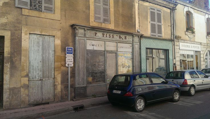 Vintage French Storefront in Excideuil