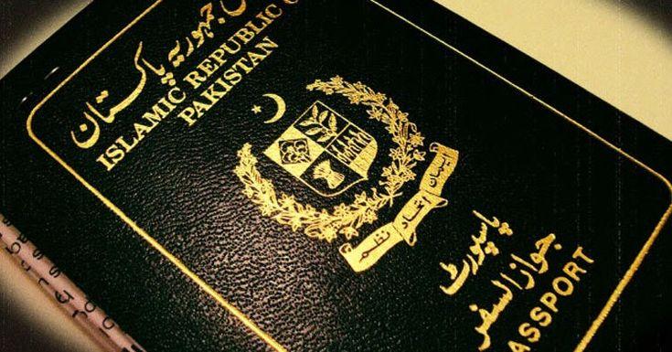 Online Passport Renewal Service Started in Pakistan ~ Helping Hands