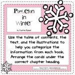 Pitner's Potpourri: Activities for Common Core Text Exemplars.  These are AMAZING!