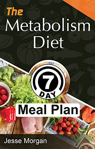#FREE #Recipe on Kindle: November 1 – 5th.  This Fast Metabolism Diet 7 day meal plan book offers 21 healthy recipes that are quick and easy to prepare.