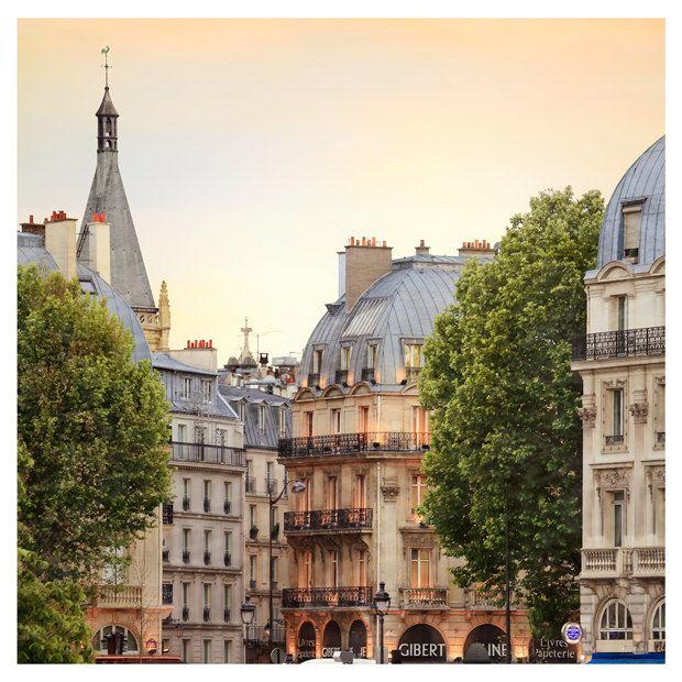 Best Paris Photography Cityscape Architecture Art Print City 400 x 300