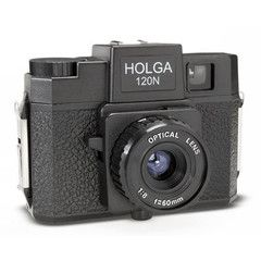 The workhorse of 120 toy cameras, the Holga 120n is a must for all Toy Camera Shooters. From it's soft vignette of the photo's edges, to the lightleaks… this is...