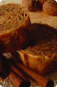 Συνταγές για πολίτικα σιροπιαστά-Χατζής