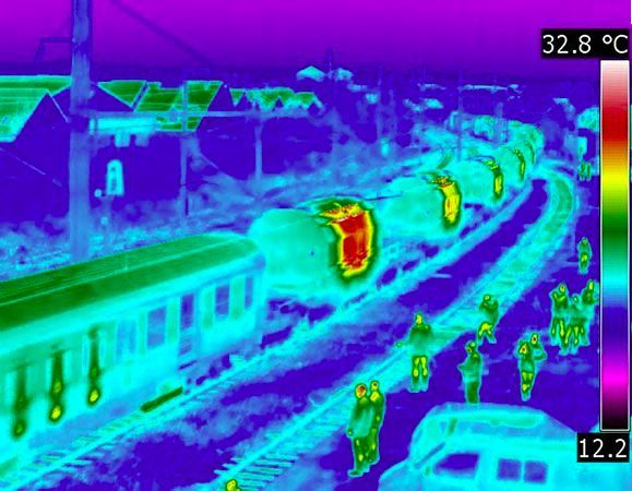 Nightvisionthermal Thermography Night Vision Thermal Imaging