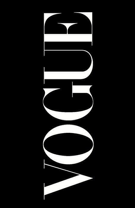 Cute Crisp Wallpapers Vogue In Black Iphone Wallpapers In 2019 Vogue