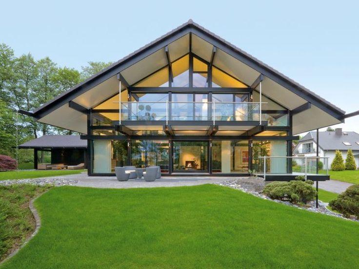 301 best chalet exterior images on pinterest exterior - German prefab homes grand designs ...