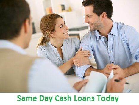 With #samedaycashloanstoday you can get immediate funds without any lengthy documents verification hassle. Availing for these financial services loan seekers can apply via the internet which is the quickest and easiest way to avail quick money within least possible of time. www.samedaycashloanstoday.co.uk