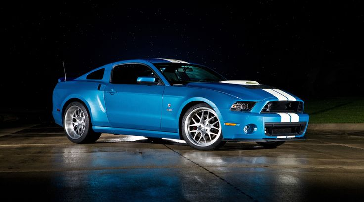 The all new 2013 #Ford #Mustang #Shelby GT500!