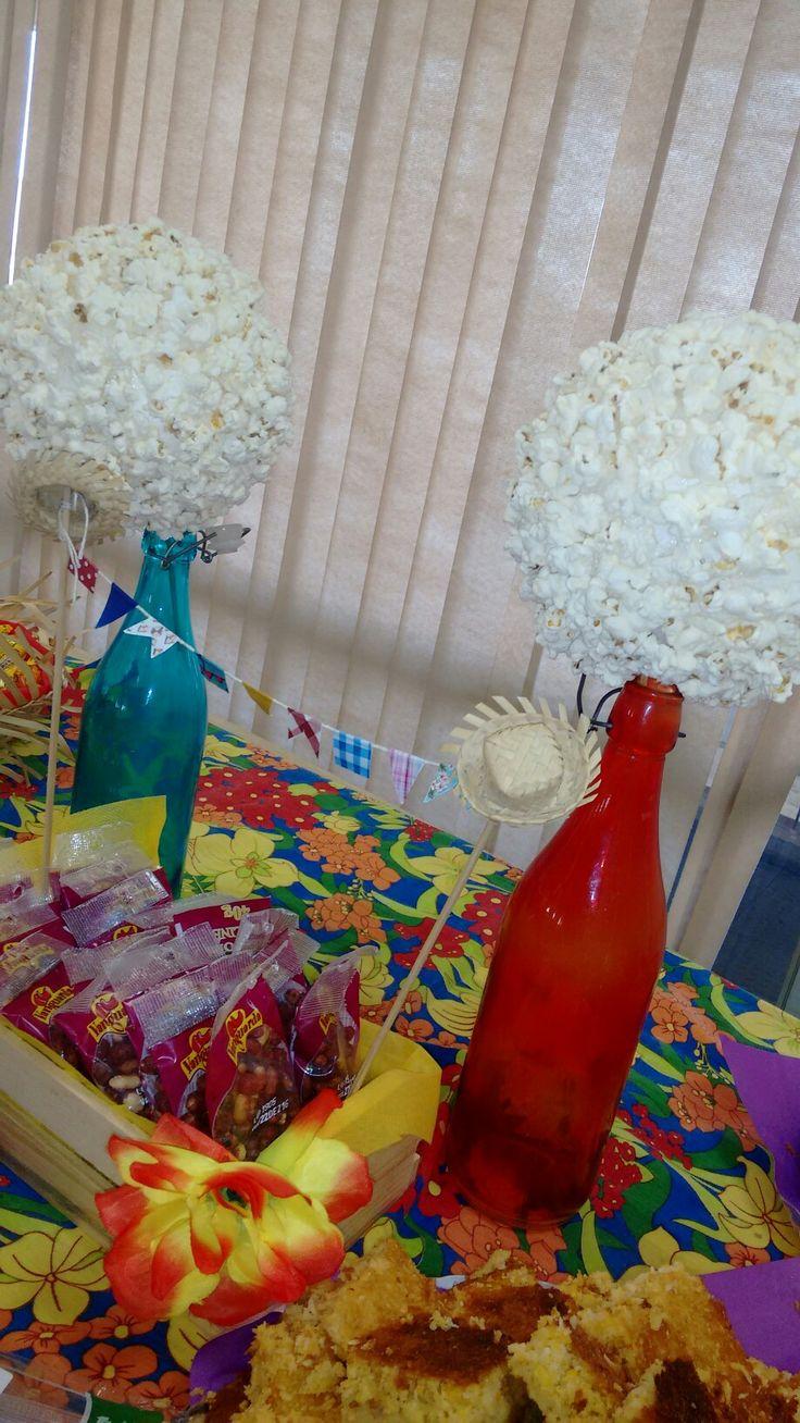 Ideias para mesa de Festa Junina
