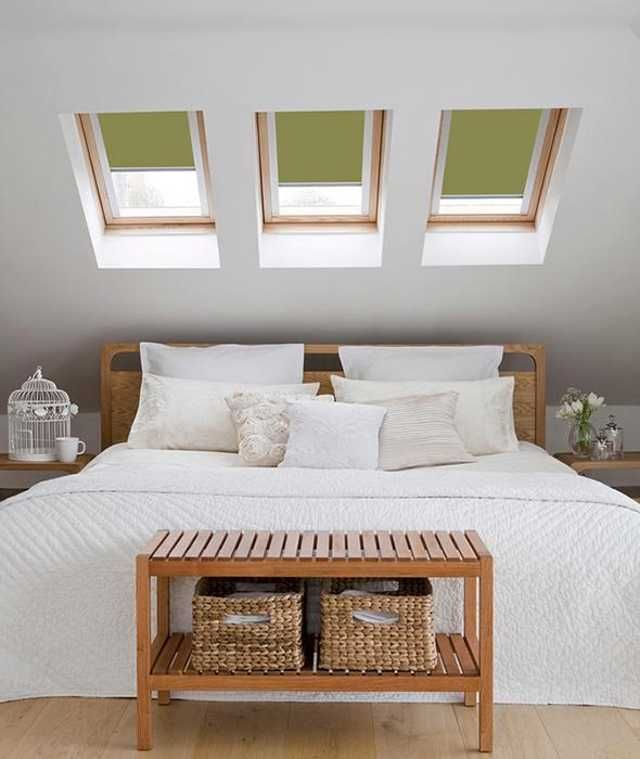 Velux Blinds spare room