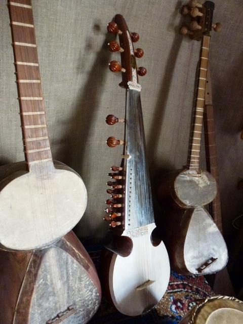 music museum, dushanbe, tajikistan, 5-12.