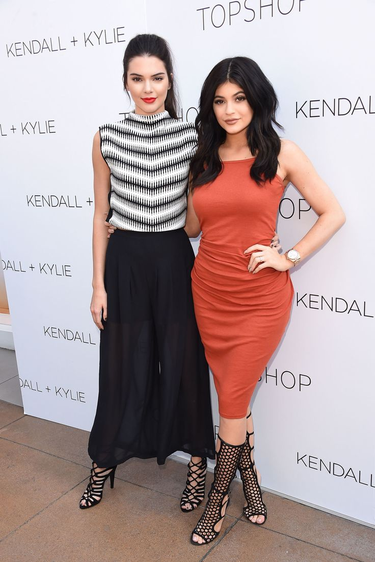 Kendall and Kylie Jenner's Shoe Collection Is Finally Here  - MarieClaire.com
