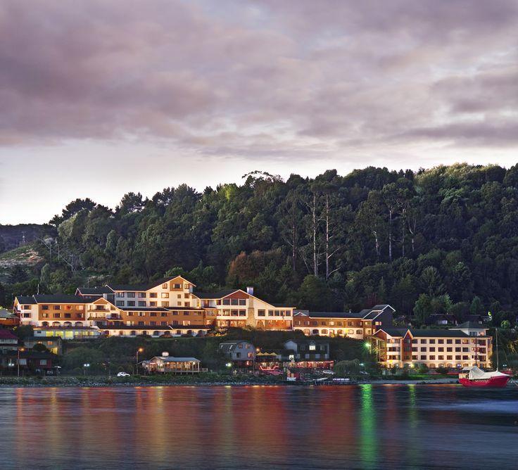 Hotel Cabaña del Lago en Puerto Varas en Los Lagos