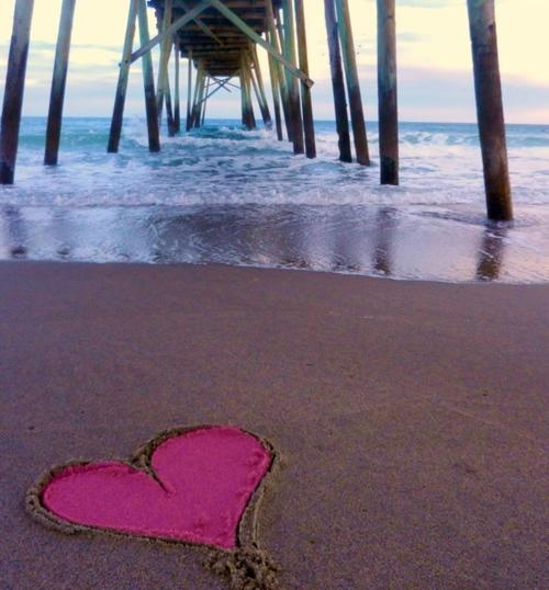 ♥: Years One, Beaches Love, Beaches Beaches Beaches, Heart, Blue Brown, Inspiration Pictures, Pictures Beaches, Beaches Sunsets, Love