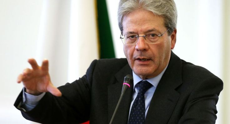 "Gentiloni: ""Dal Made in Italy al Made with Italy"""