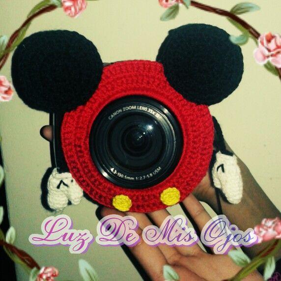 Accesorio para cámara Mickey Mouse!