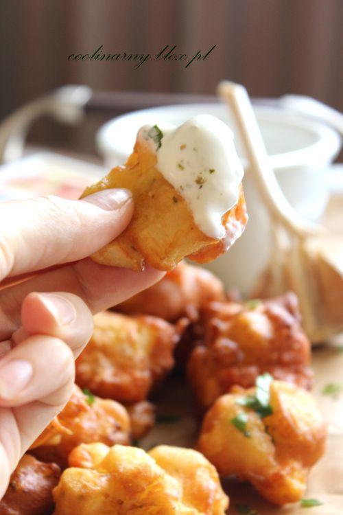 Warzywa w cieście ser(k)owym z dipem jogutrowym