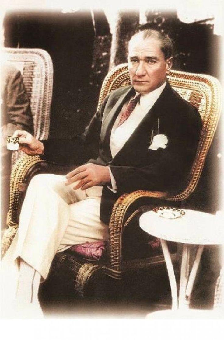 Atatürk'ün Dünyanın En Karizmatik Lideri Olduğunu Kanıtlayan 11 Fotoğraf-2qwj7dyaeh