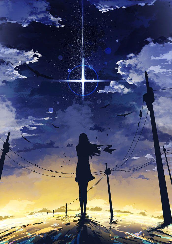city in the sky anime