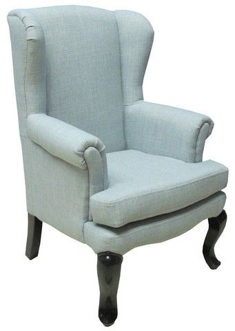 Quax Fauteuil Linen light blue