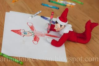 "31 of the best ""elf on the shelf"" ideas"