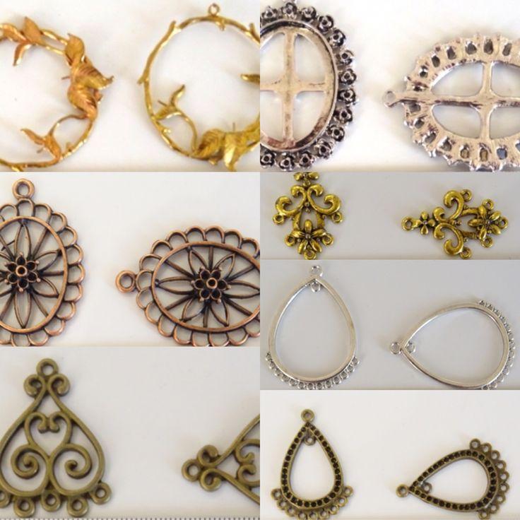 ¡NOVEDADES! A partir de ahora podréis comprar fornituras para hacer vuestras propias creaciones. Están en http://shopmatahari.com/es/28-fornituras