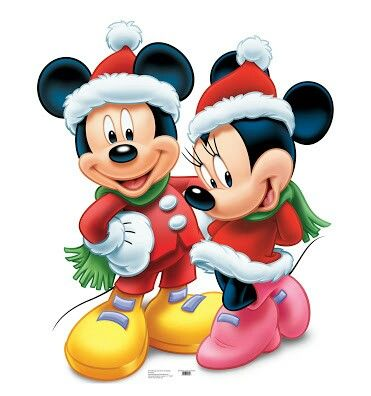 Minnie  red  happy new year