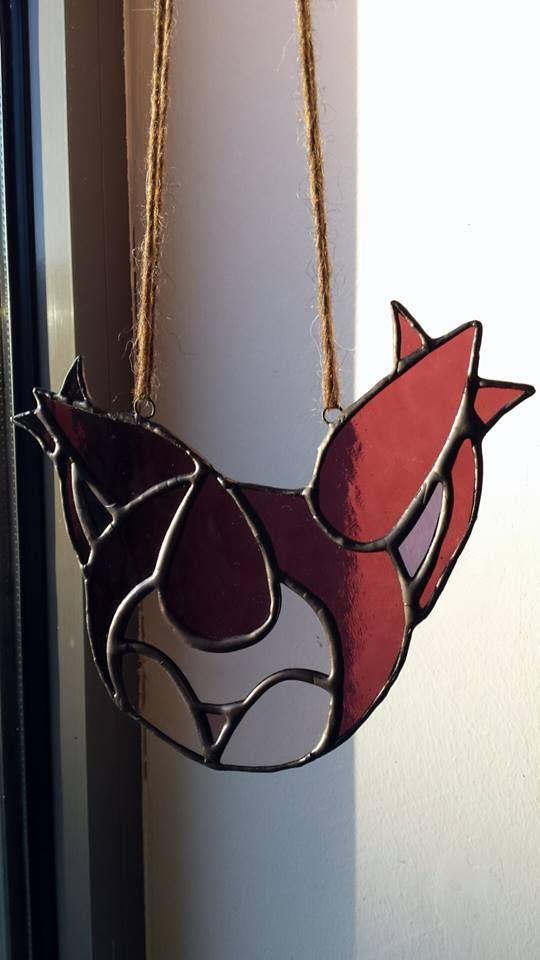 Skitty ~ Pokémon ~ Stained Glass ~ By RannDago