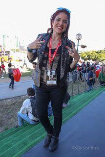 A Borboleta Moderna: Rock in Rio 2016 - Roberta Medina com Jóias Maria ...