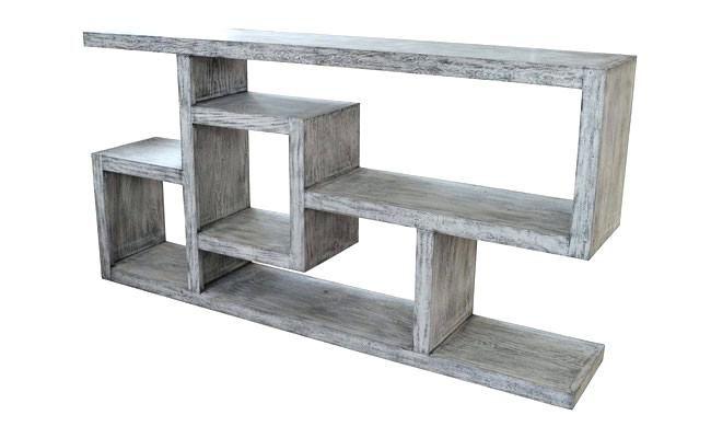 11 Muebles de madera baratos