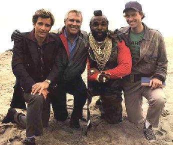 The A-Team...I pity the fool that didn't watch this TV show!