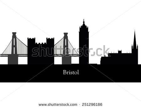 stock-vector-bristol-england-skyline-detailed-vector-silhouette-251296186.jpg 450×347 pixels