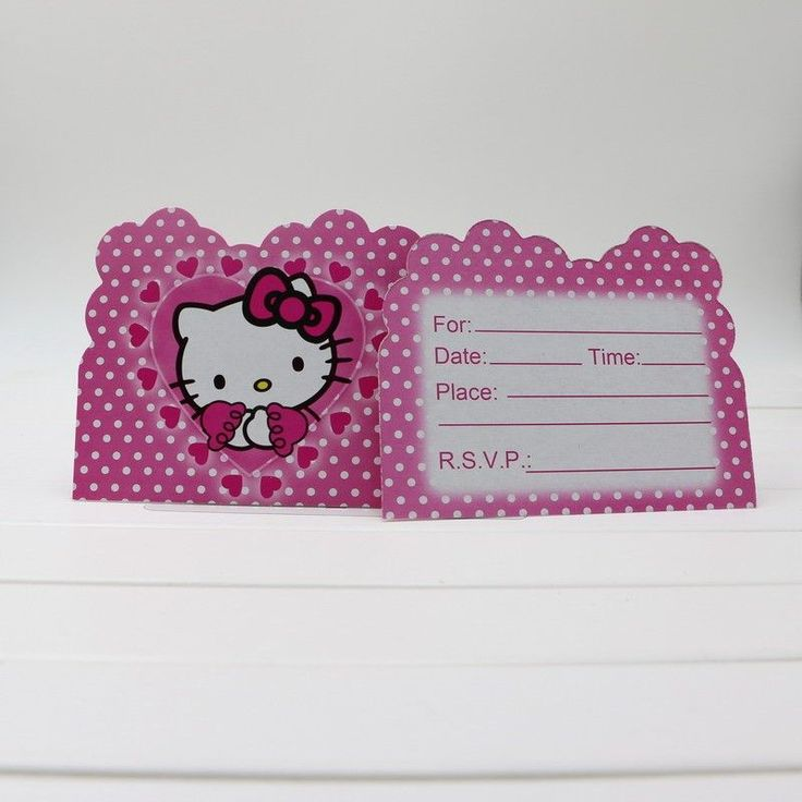 10pclot Baby Shower Cartoon Theme Decoration Kids Favors Disposable Paper Invitation Card Birthday Party Hello Kitty Supplies - http://toysfromchina.net/?product=10pc-lot-baby-shower-cartoon-theme-decoration-kids-favors-disposable-paper-invitation-card-birthday-party-hello-kitty-supplies