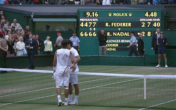 Wimbledon 2008....epic!