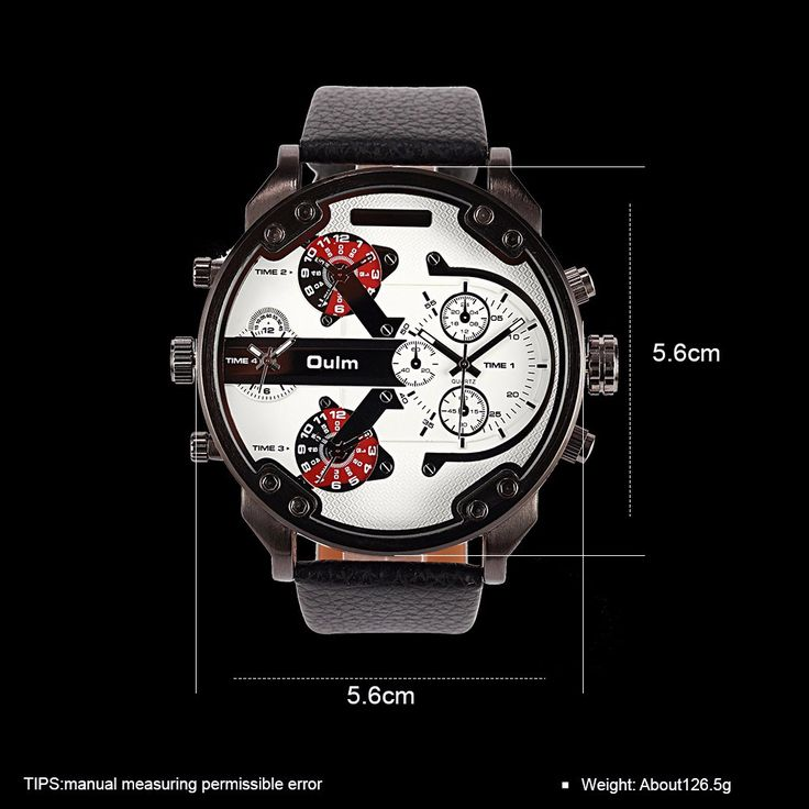 OULM Men Watch Sports Luxury Four Movements Charming Watch online - NewChic