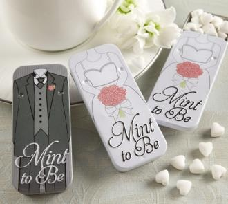 Maybe?Mint Wedding, Wedding Favors, Grooms Sliding, Heart Mint, Sliding Mint, Mint Tins, Wedding Reception, Bridal Shower, Mint To Be