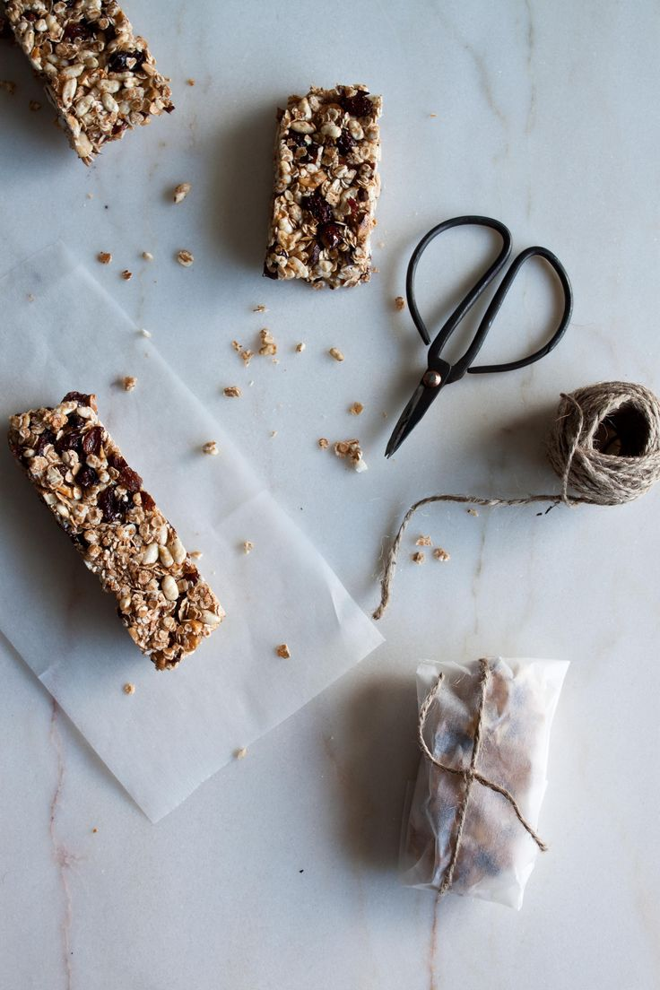 """""""I want to make these Spelt Granola Bars by Little Upside Down Cake to take on our next flight as a healthy alternative to airport food!"""" - Beth #LocalMilk"""