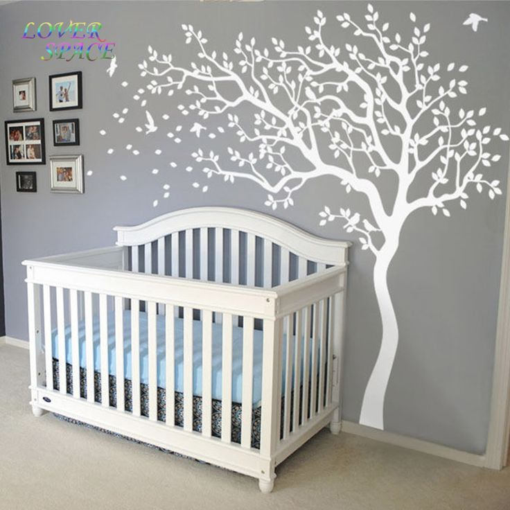 Delightful Cheap Stickers Bike, Buy Quality Decal Wall Sticker Directly From China  Decals Automotive Suppliers: LOVE SPACE HOT Huge Tree Wall Sticker White  Tree Wall ... Part 25