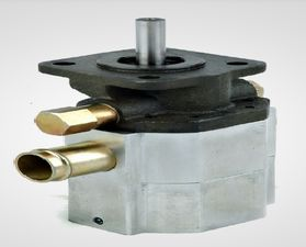 Hydraulic high low pressure Gear Pump