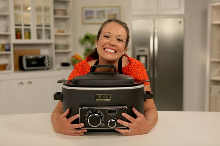 """The Ninja Cooking System: pretty much the best slow cooker in the world.    Saw the infomercial. Looks very cool. Brown your meat right in the pan before you """"slow cook"""" your meal.  (Now also available at Macy's) Must find out more - or better yet - try it myself!"""