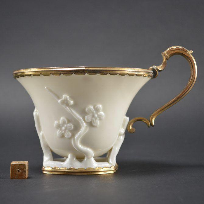 17th Century Blanc de Chine Porcelain Cup