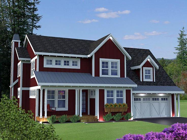 House Plan chp53162 at Craftsman