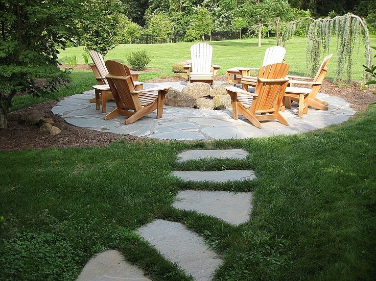 50 best flagstone patio images on pinterest | backyard ideas ... - Flagstone Patio Ideas