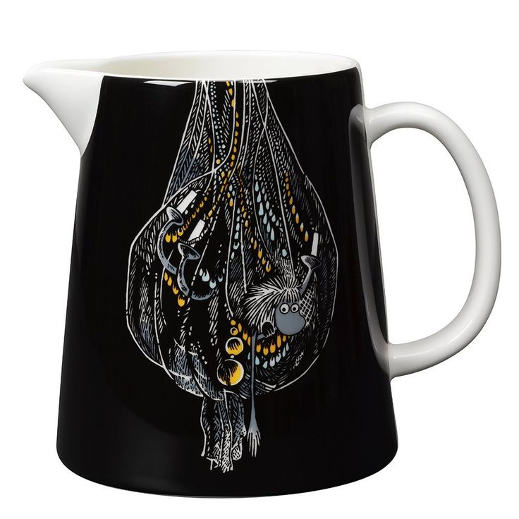 Moomin pitcher - The Ancestor 1 l by Arabia - The Official Moomin Shop  - 1