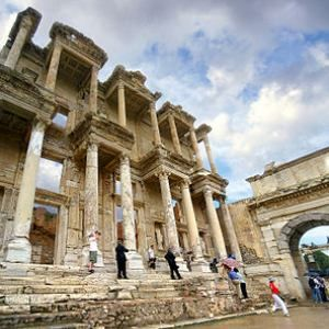 One of the best weekends ever -- when we went to EPHESUS!